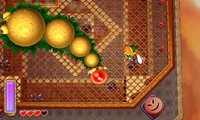 Legend of Zelda A Link Between Worlds impresiones.