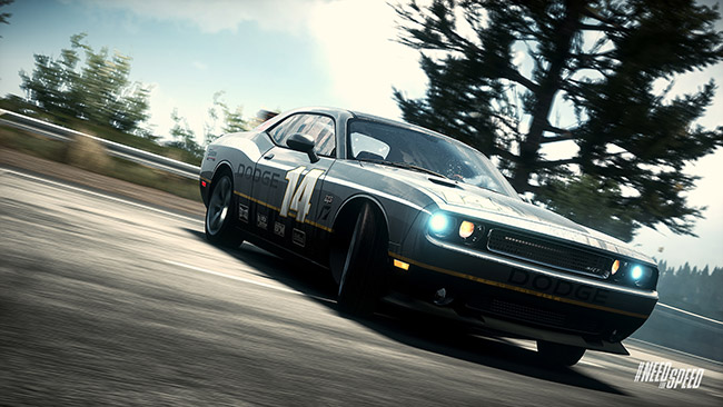Need for Speed Rivals para PS4 y PC.