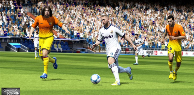 FIFA 13 Wii 2 Real Madrid