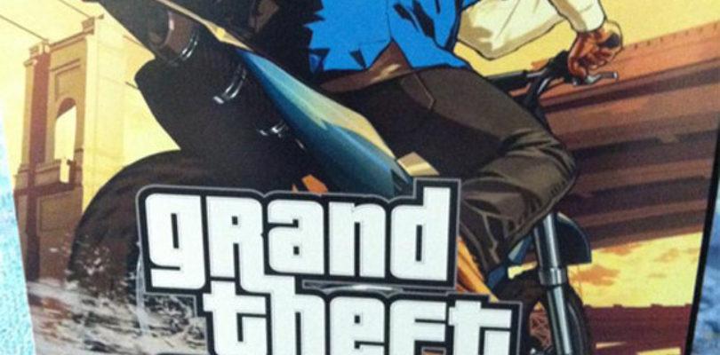 GTA V ilustración
