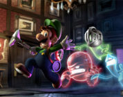 Luigi's Mansion Dark Moon fantasmas