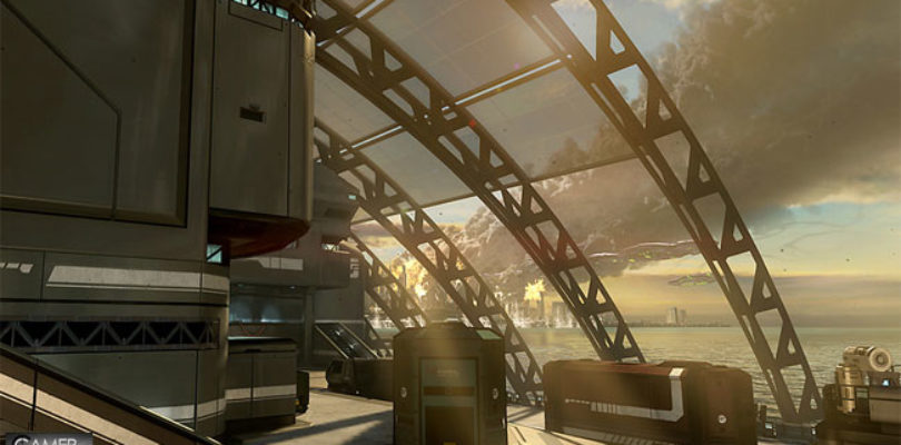 Halo 4 Landfall