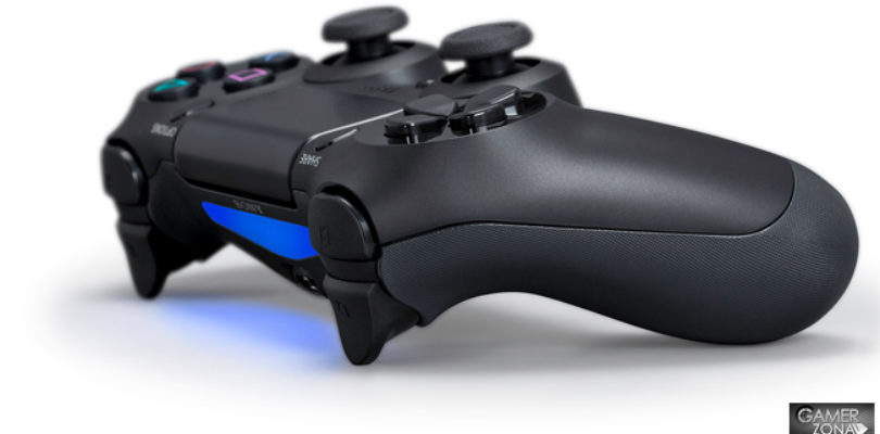 DualShock 4 Lateral
