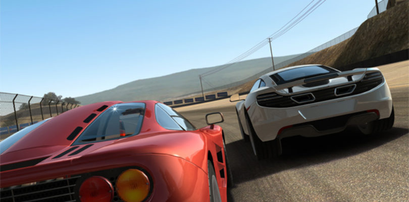 Real Racing 3 iPhone 5