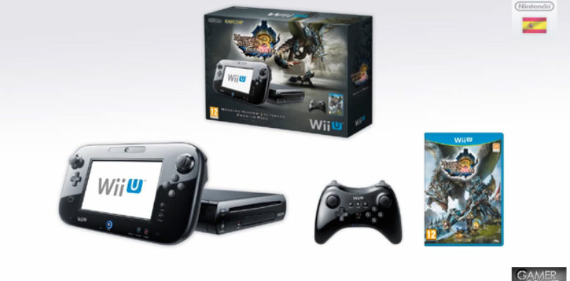 Monster Hunter 3 Ultimate Pack Wii U