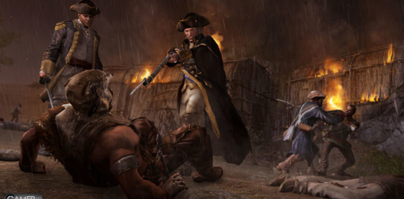 Assassins Creed 3 Infamia