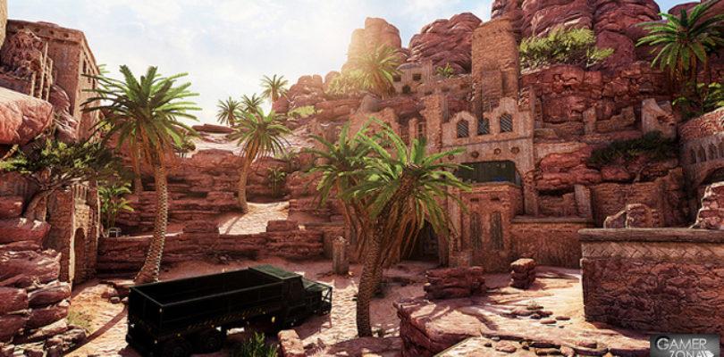 Uncharted 3 Oasis 4