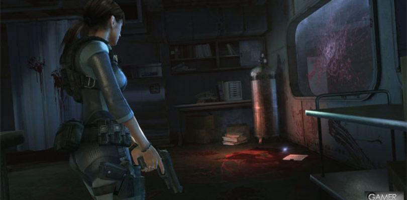 Resident Evil Revelations Jill