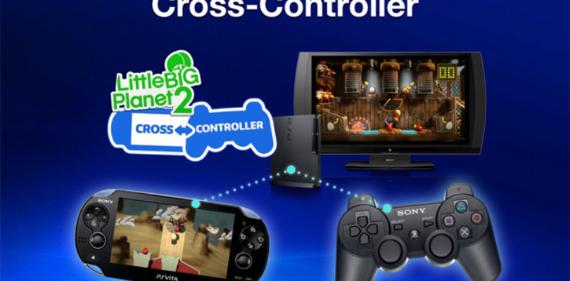 PS Vita Cross Controller