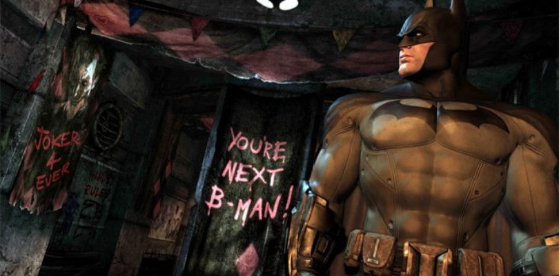 Batman Arkham 3 Your are Next
