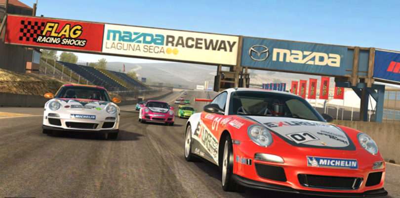 Real Racing 3 iPhone Android