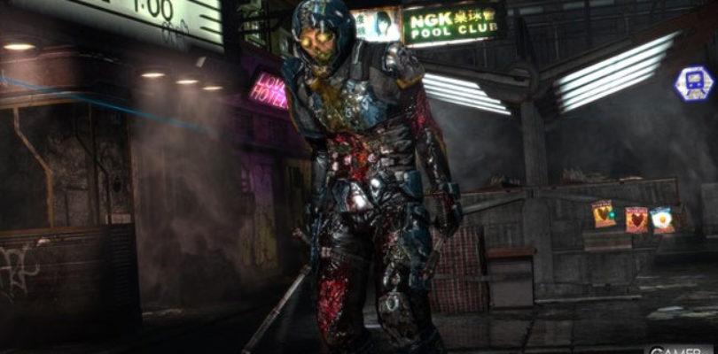Dead Space 3 criatura