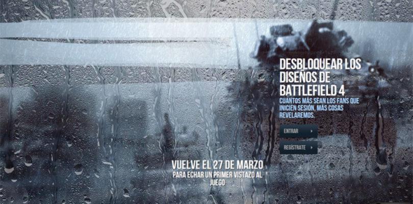 Battlefield 4 página oficial