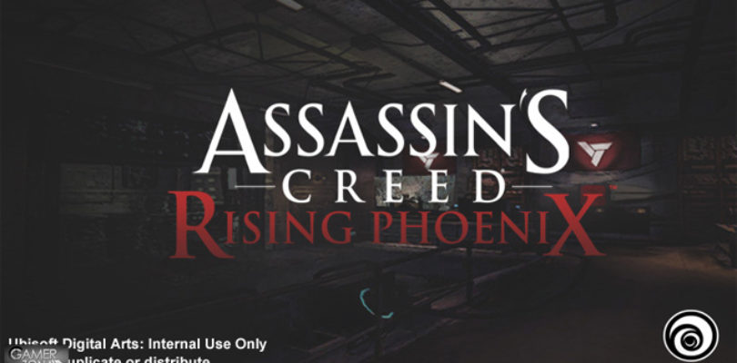 Assassin's Creed Rising Phoenix PlayStation Vita