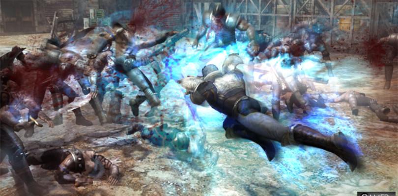 Fist of the North Star Ken's Rage 2 batalla