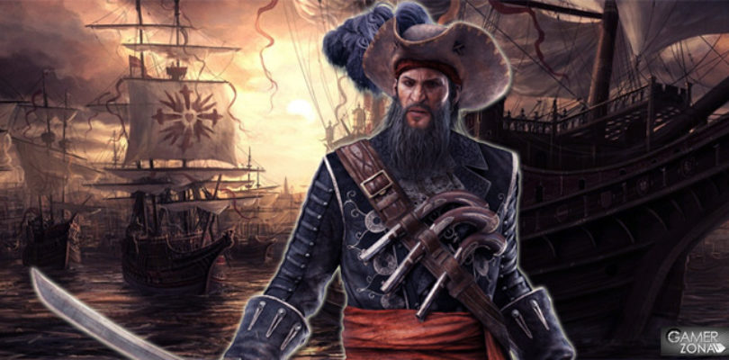 Assassin's Creed 4 Black Flag barbanegra pirata
