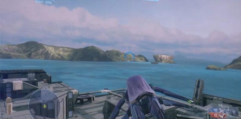 Halo 4 Forge Island
