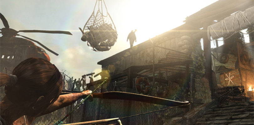 Tomb Raider arco