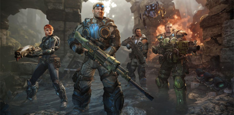 Gears of War Judgment Baird
