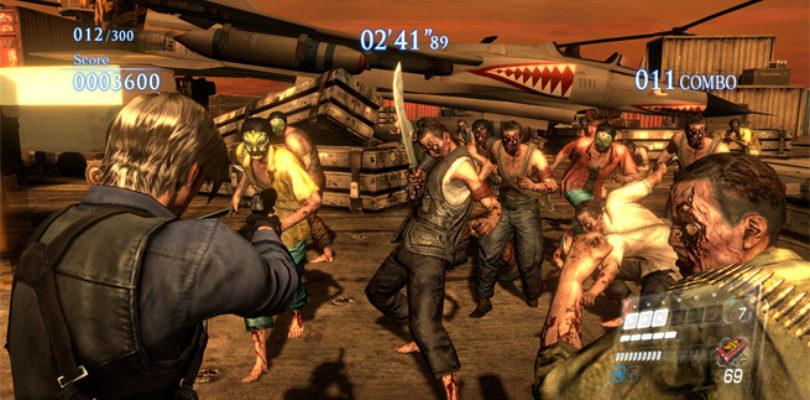 Resident Evil 6 PC Sin Piedad