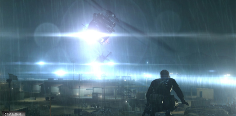MGS Ground Zeroes