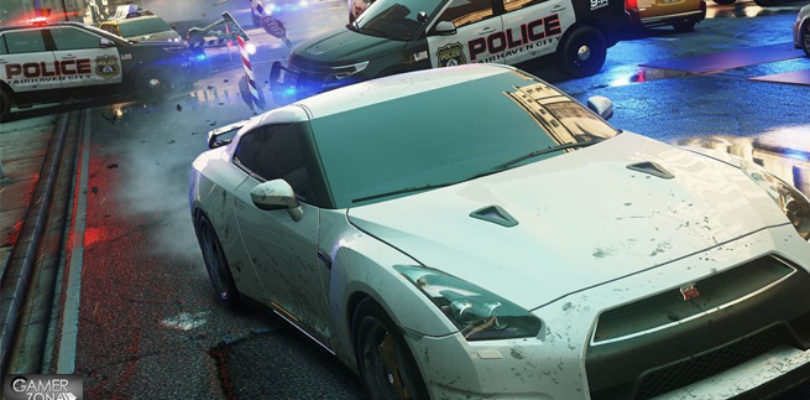 Need for Speed Wii U
