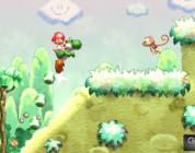 Yoshi's Island 3DS plataformas