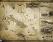 Assassin's Creed IV Black Flag mapa
