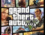 GTA 5 carátula PS3