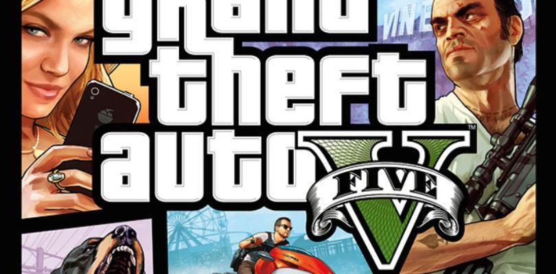 GTA 5 portada