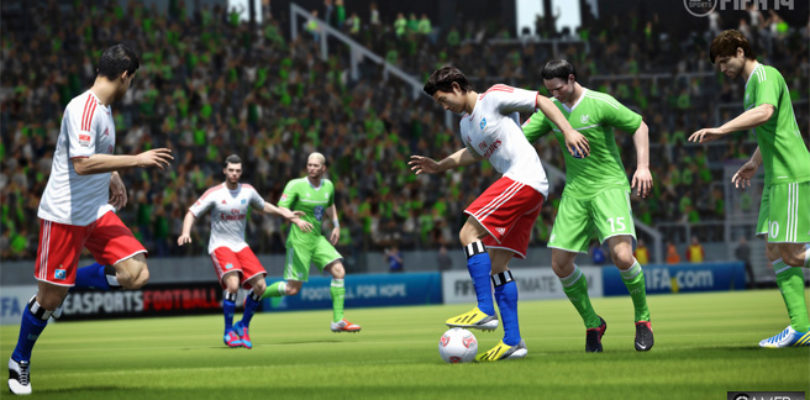 FIFA 14 Control Balón