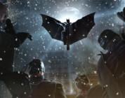 Batman Arkham Origins vuelo