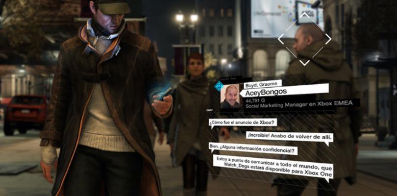 Xbox One Watch Dogs