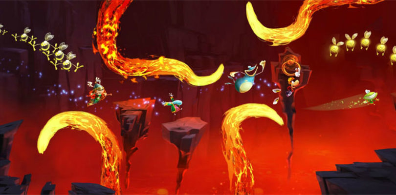 Rayman Legends demo