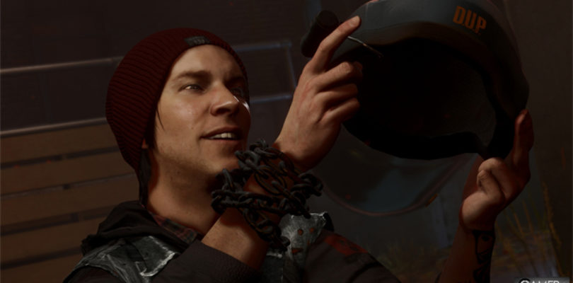 inFamous Second Son protagonista