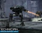 Nuevo vídeo del robótico Hawken