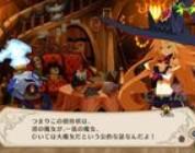 The Witch and the Hundred Knights sigue mostrándose en nuevas imágenes