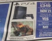 PlayStation 4 anuncio