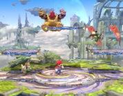 Super Smash Bros arena