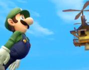 Luigi Super Smash Bros