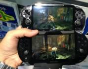 Nueva PS Vita frente al modelo anterior.