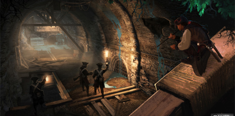 Assassin's Creed 4 Aveline