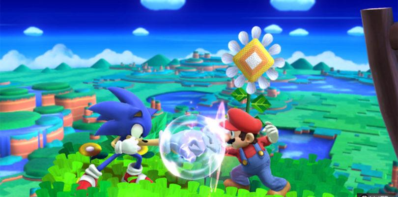 Super Smash Bros Sonic