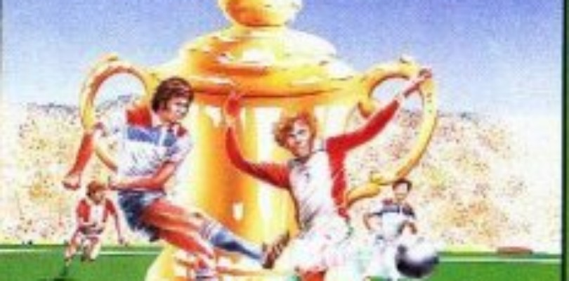 Football Manager del año 1982 para ZX Spectrum.