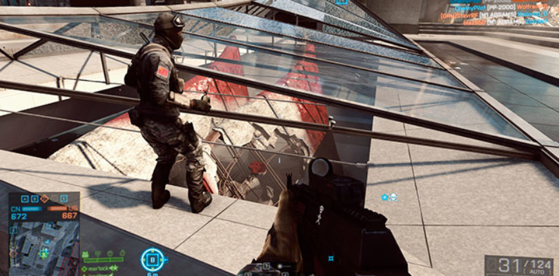 Beta Abierta de Battlefield 4 en Gamerzona.