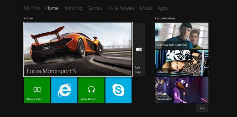 Xbox Live Xbox One