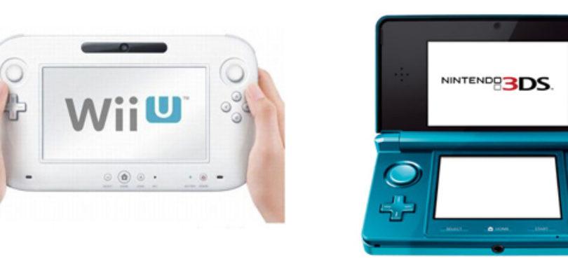 Wii U 3DS