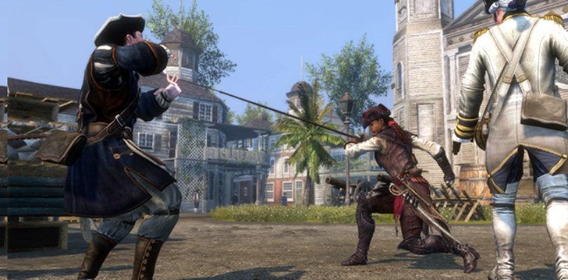 Assassin's Creed Liberation HD.