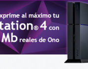 Ono 200 MB con PS4.