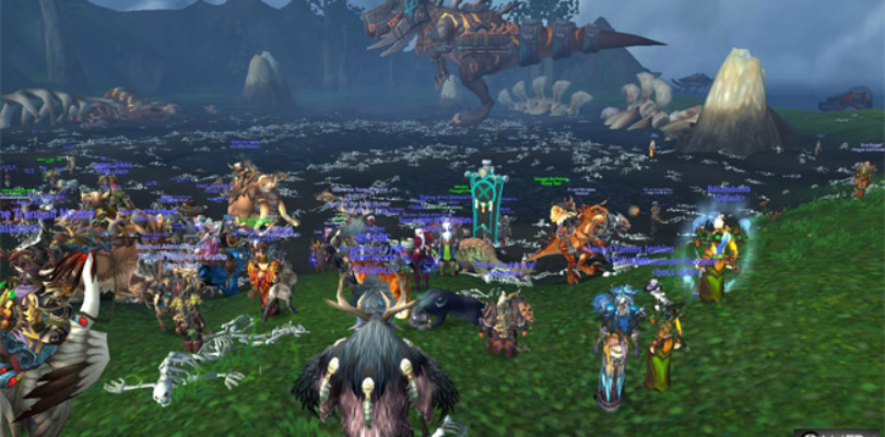 World of Warcraft crisis